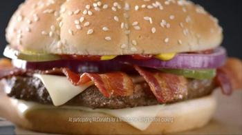 McDonald's Sirloin Third Pound Burger TV Spot, 'Tomato' Ft. Max Greenfield - Thumbnail 8
