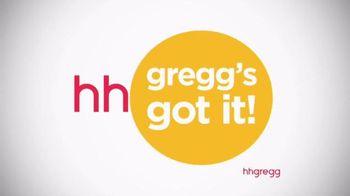 h.h. gregg Memorial Day Sale TV Spot, 'Gregg's Got It'