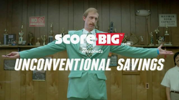 ScoreBig.com TV Spot, 'Unconventional' - Thumbnail 2