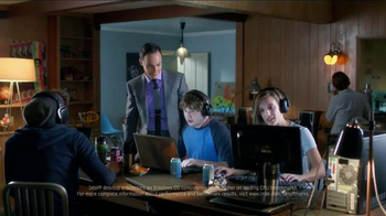 Intel Core i7 Processor TV Spot, 'Gamers' Featuring Jim Parsons - 2610 commercial airings