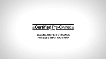 BMW Certified Pre-Owned TV Spot, 'Garage - Thumbnail 9