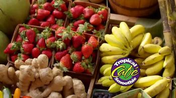 Tropical Smoothie Cafe TV Spot, 'Luau Sliders' - Thumbnail 1