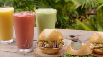 Tropical Smoothie Cafe TV Spot, 'Luau Sliders' - Thumbnail 2