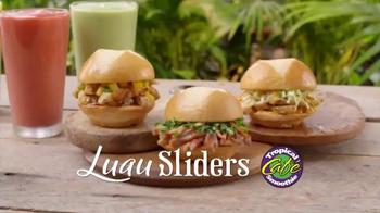 Tropical Smoothie Cafe TV Spot, 'Luau Sliders' - Thumbnail 3