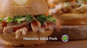 Tropical Smoothie Cafe TV Spot, 'Luau Sliders' - Thumbnail 5