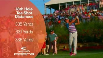 Cobra Golf Z Driver TV Spot, 'Rickie Fowler Wins Players Championship' - 59 commercial airings