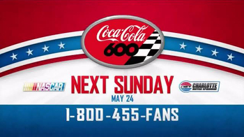 Charlotte Motor Speedway TV Spot, '2015 Coca-Cola 600' - Thumbnail 7
