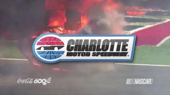 Charlotte Motor Speedway TV Spot, '2015 Coca-Cola 600' - Thumbnail 2