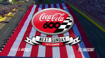 Charlotte Motor Speedway TV Spot, '2015 Coca-Cola 600' - Thumbnail 3