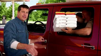 Hunt Brothers Pizza TV Spot
