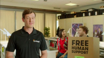 GoDaddy TV Spot, 'Free Human' - Thumbnail 3