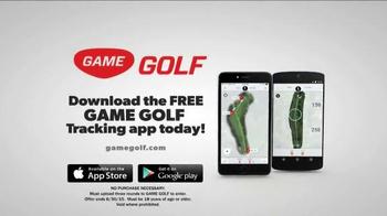 Game Golf Tracking App TV Spot, 'Invaluable Game Data' - Thumbnail 10