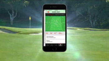 Game Golf Tracking App TV Spot, 'Invaluable Game Data' - Thumbnail 5