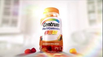 Centrum MultiGummies TV Spot, 'A Whole New Light' Song by Generationals