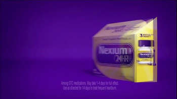 Nexium 24 Hour TV Spot, 'All Day, All Night Protection' - Thumbnail 1