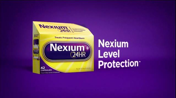 Nexium 24 Hour TV Spot, 'All Day, All Night Protection' - Thumbnail 10