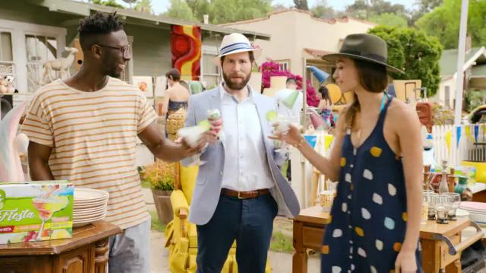 Bud light lime rita fiesta tv commercial starting a block party bud light lime rita fiesta tv commercial starting a block party ispot mozeypictures Gallery