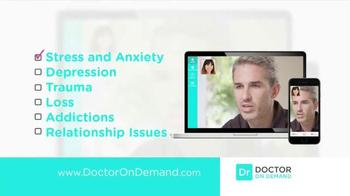 Doctor on Demand TV Spot, 'Emotional Health' - Thumbnail 5