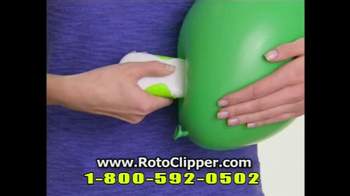 Roto Clipper TV Spot, 'Perfect Nails' - Thumbnail 5