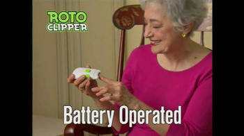 Roto Clipper TV Spot, 'Perfect Nails' - Thumbnail 6