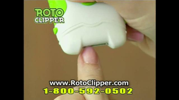 Roto Clipper TV Spot, 'Perfect Nails' - Thumbnail 9