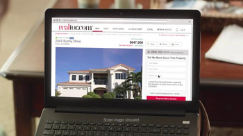 Realtor.com TV Spot, 'Real Estate in Real Time: Jim' Feat. Elizabeth Banks - Thumbnail 7