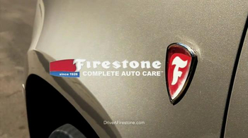 Firestone Complete Auto Care TV Spot, 'Auto Care Handcrafting Since 1926' - Thumbnail 10