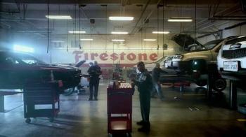 Firestone Complete Auto Care TV Spot, 'Auto Care Handcrafting Since 1926' - Thumbnail 3