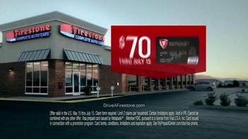Firestone Complete Auto Care TV Spot, 'Auto Care Handcrafting Since 1926' - Thumbnail 4