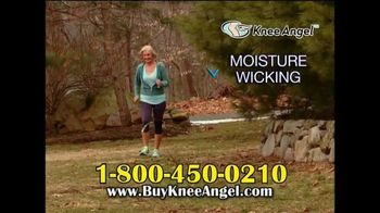 Knee Angel TV Spot, 'Soothing Relief' - Thumbnail 6