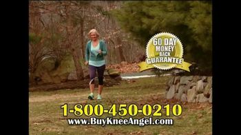 Knee Angel TV Spot, 'Soothing Relief' - Thumbnail 9