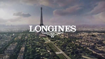 Longines TV Spot, 'Roland Garros 2015: Tennis Ball' - Thumbnail 10