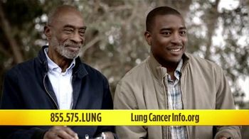 Bristol-Myers Squibb TV Spot, 'Lung Cancer'