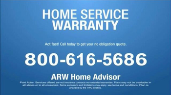 American Residential Warranty TV Spot, 'Home Service Warranty' - Thumbnail 7