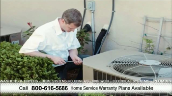 American Residential Warranty TV Spot, 'Home Service Warranty' - Thumbnail 4