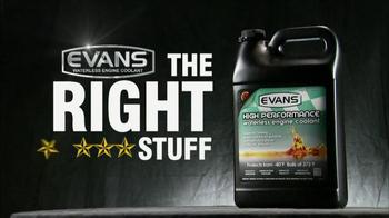 Evans Waterless Coolant TV Spot, 'The Right Stuff' - Thumbnail 3