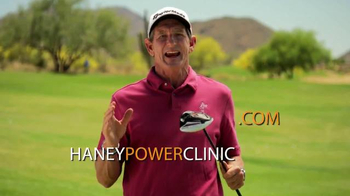 Haney Power Clinic TV Spot, 'Distance'