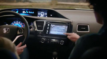 Honda Civic EXL TV Spot, 'Lydia's New Civic' - Thumbnail 5