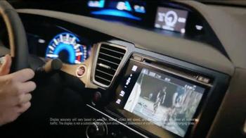 Honda Civic EXL TV Spot, 'Lydia's New Civic' - Thumbnail 6
