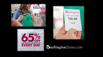 Burlington Coat Factory TV Spot, 'The Tieman Family' - Thumbnail 7