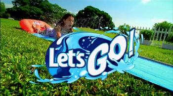 H2O Go! TV Spot, 'Slip and Slide'