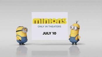 Fruitsnackia TV Spot, 'Minions'