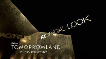 Tomorrowland, 'FX Network Promo' - Alternate Trailer 1