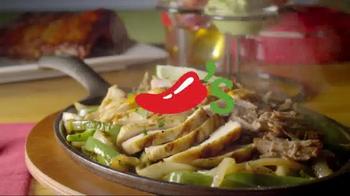 Chili's Fajitas TV Spot, 'Dinner for Two' Song by Terraplane Sun - Thumbnail 10