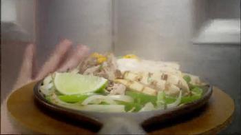 Chili's Fajitas TV Spot, 'Dinner for Two' Song by Terraplane Sun - Thumbnail 6