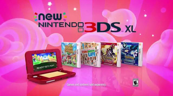 Nintendo 3DS XL TV Spot, 'Discover, Create and Goof Off' - Thumbnail 9
