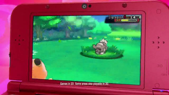 Nintendo 3DS XL TV Spot, 'Discover, Create and Goof Off' - Thumbnail 4