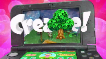 Nintendo 3DS XL TV Spot, 'Discover, Create and Goof Off' - Thumbnail 5