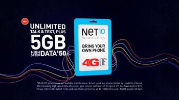Net10 Wireless TV Spot, 'Keep Your Phone' - Thumbnail 6