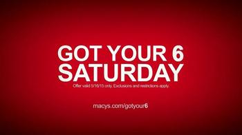 Macy's Got Your 6 Saturday TV Spot, 'Support Veterans' Ft. Ryan Seacrest - Thumbnail 6